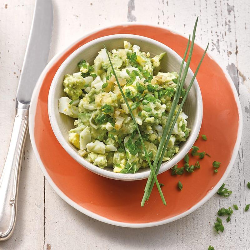 Foto Avocado-Eier-Salat von WW