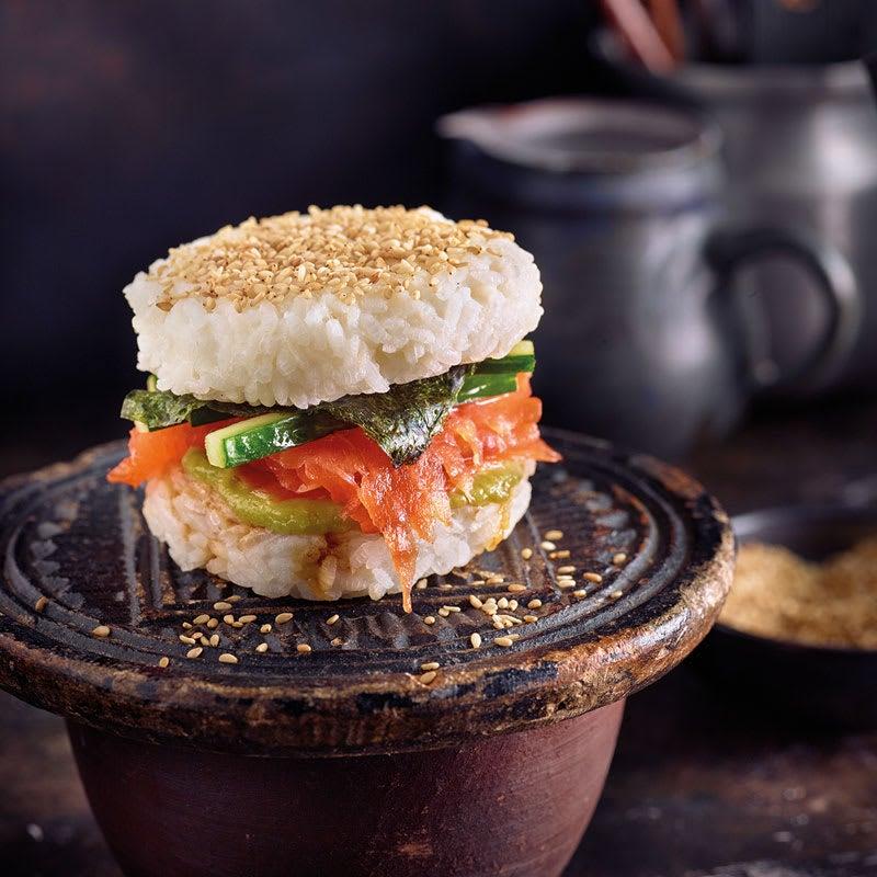 Foto Sushi  Burger von WW