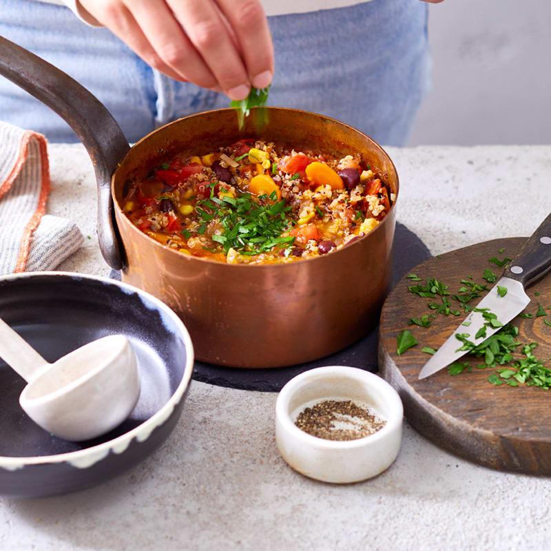 Foto One-Pot-Quinoa-Chili von WW