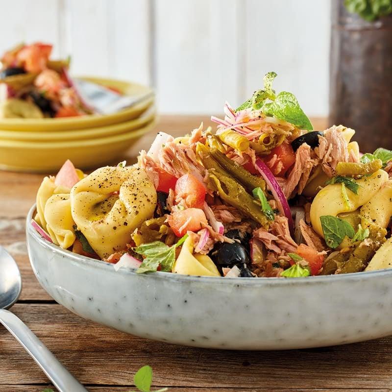 Foto Tortellini-Thunfisch-Salat von WW