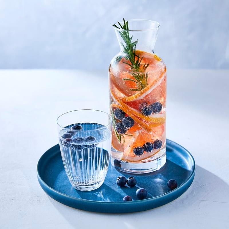Foto Grapefruit-Rosmarin-Wasser von WW