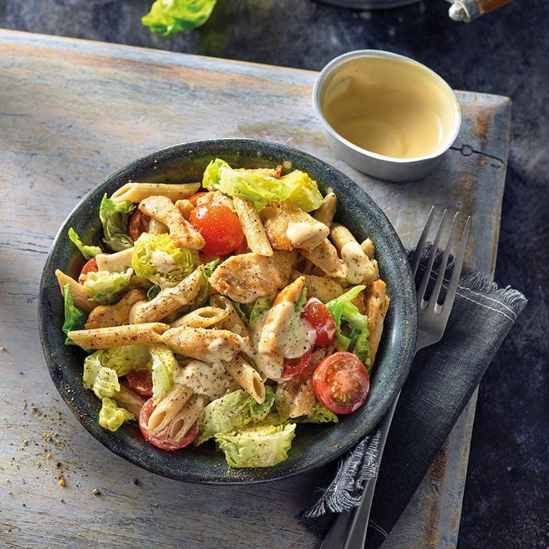 Foto Caesar-Pasta-Salat von WW
