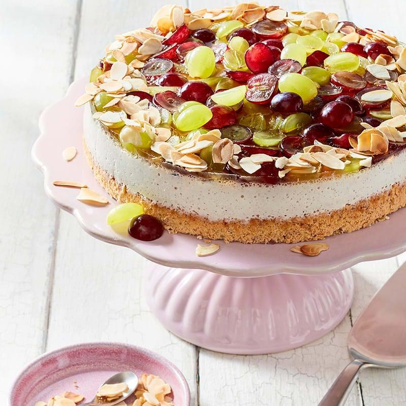 Foto Fruchtige Panna-Cotta-Torte von WW