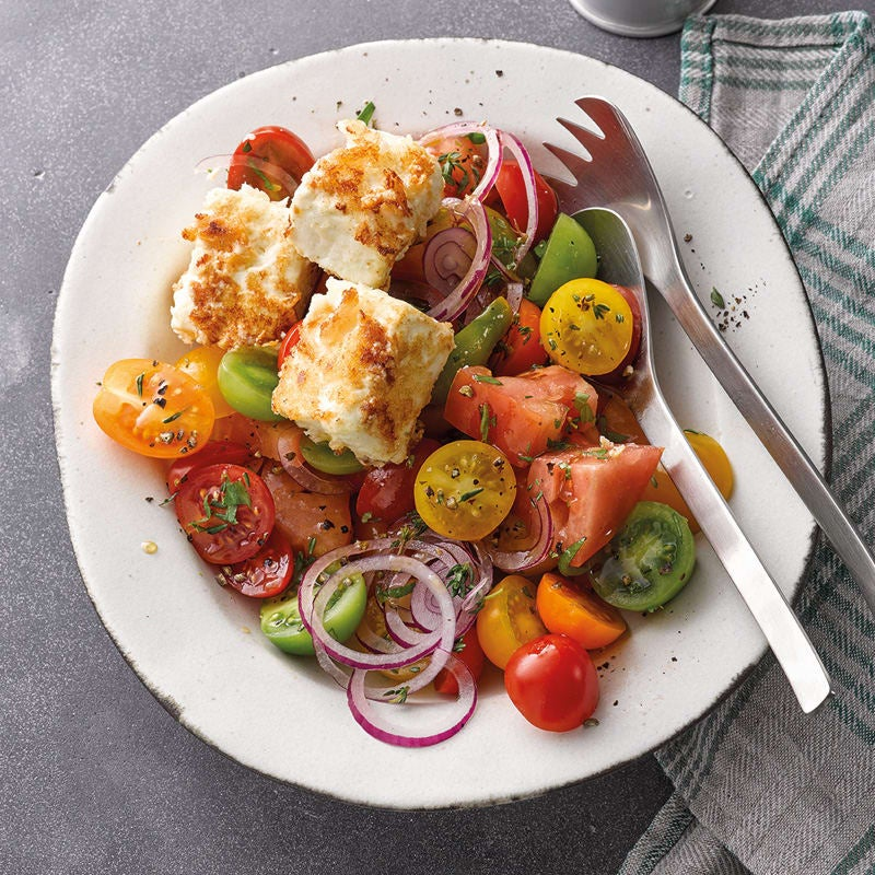 Foto Tomaten-Schafskäse-Salat von WW
