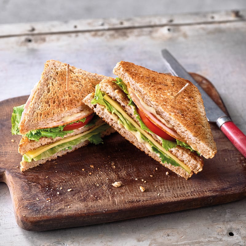 Foto Club Sandwich von WW