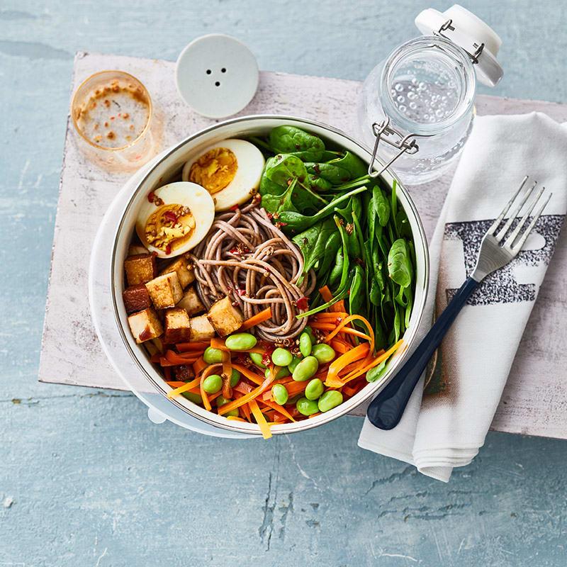 Foto Asian Noodle Bowl von WW