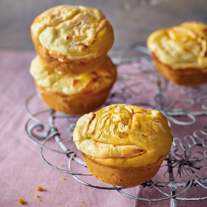 Foto Kürbis-Frischkäse-Muffins von WW
