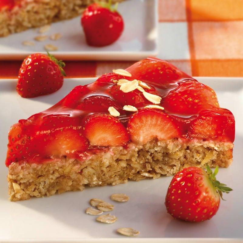 Foto Haferflocken-Erdbeer-Kuchen von WW