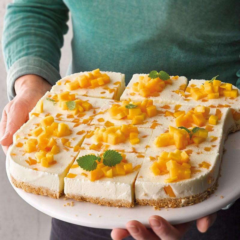 Foto Mango-Zitronen-Cheesecake von WW