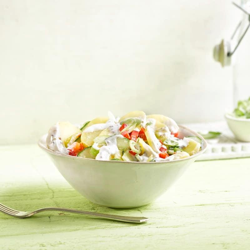 Foto Düsseldorfer Sattmacher-Kartoffelsalat von WW