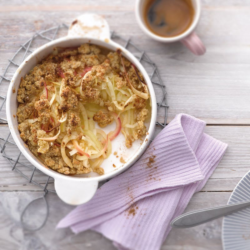 Foto Apple Crumble von WW
