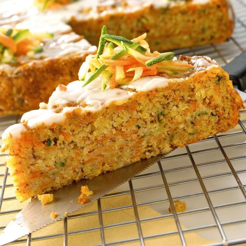 Foto Zucchini-Rübli-Kuchen von WW