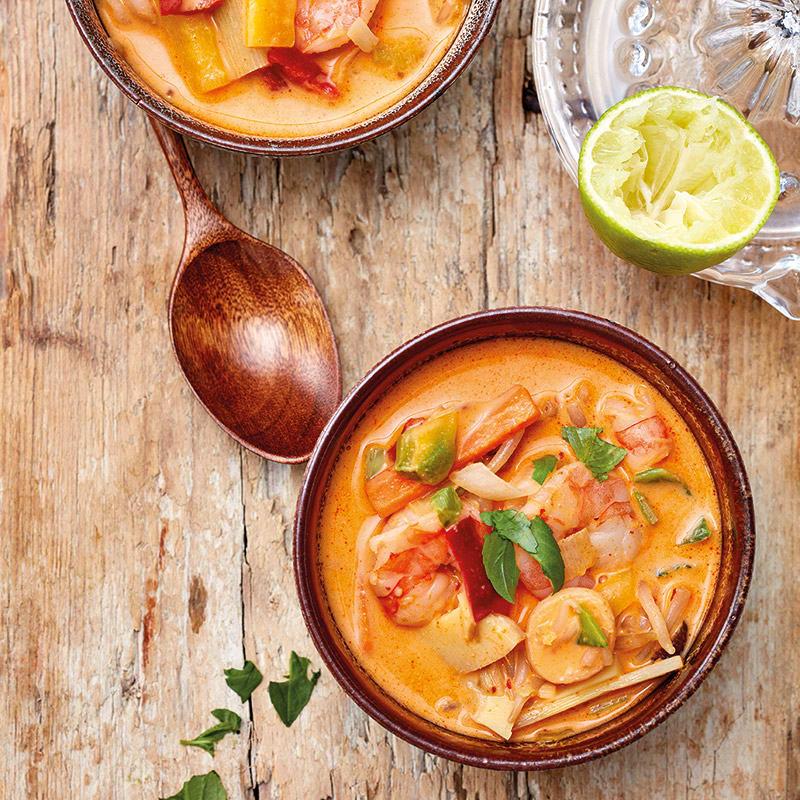 Foto Thai-Kokos-Suppe von WW