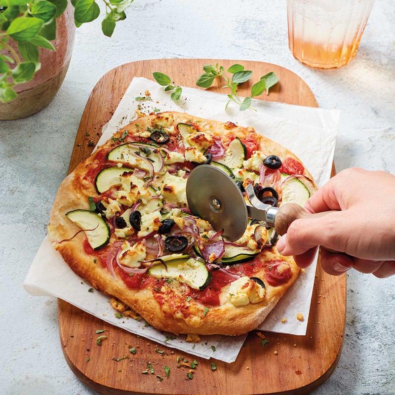 Foto Griechische Pizzafladen von WW