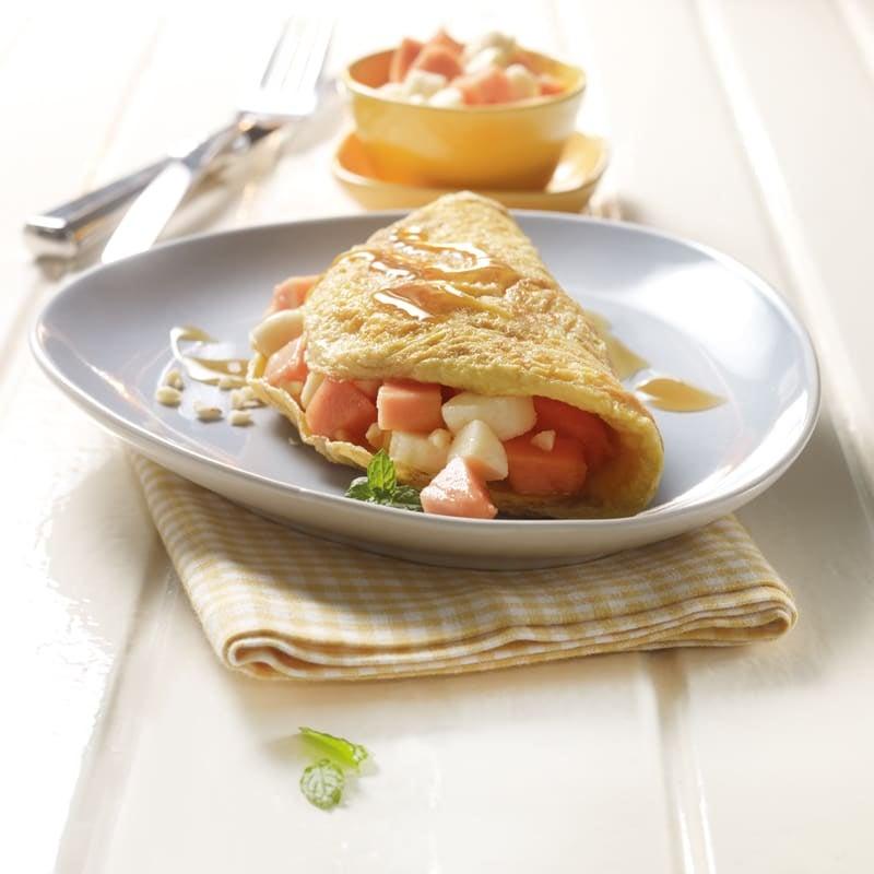 Foto Good-Morning-Omelette von WW