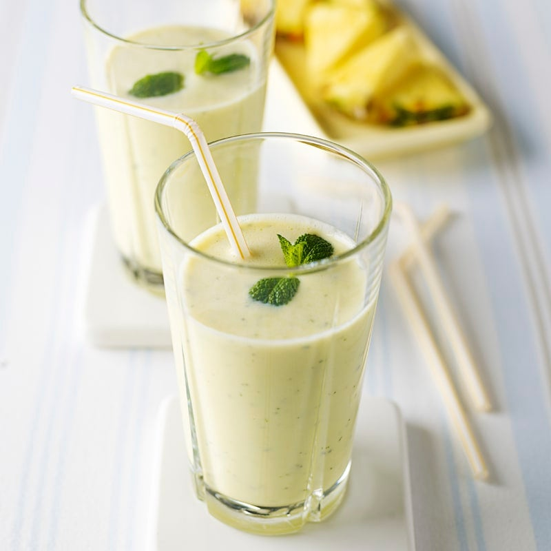 Foto Ananas-Mint-Smoothie von WW