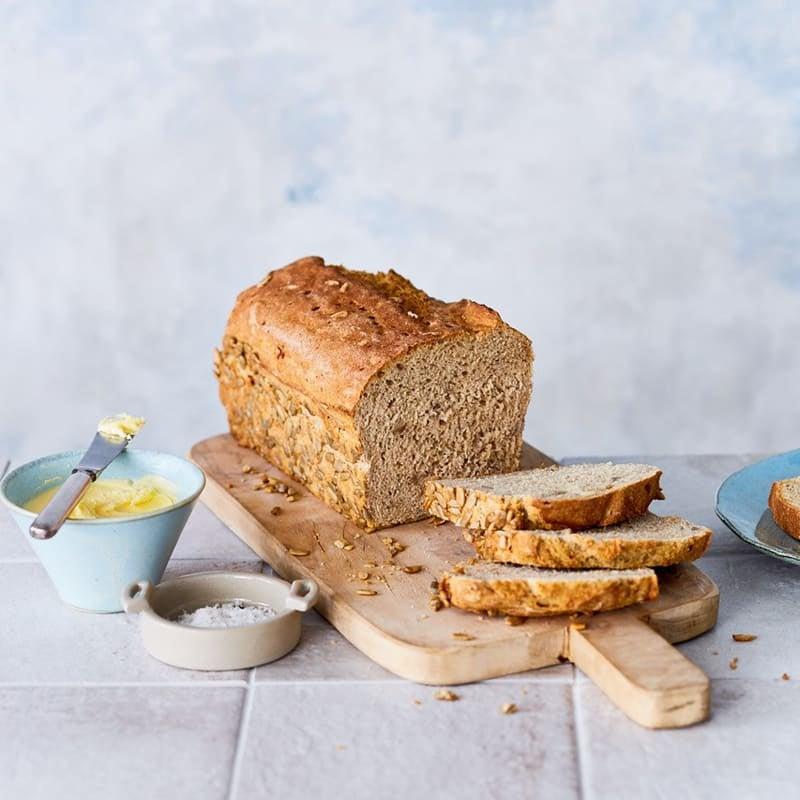 Foto Ruck-zuck-Brot von WW