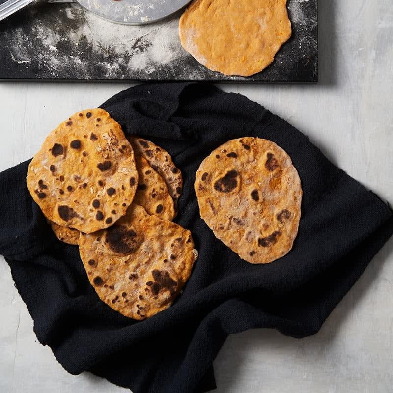 Foto Zwei-Zutaten-Süßkartoffel-Tortillas von WW
