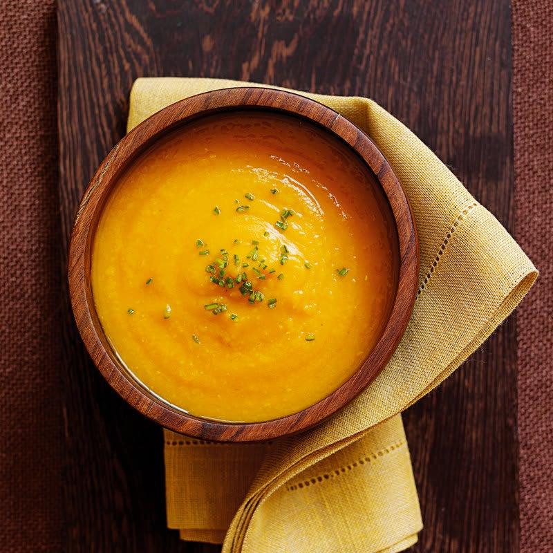 Foto Goldernte-Suppe von WW