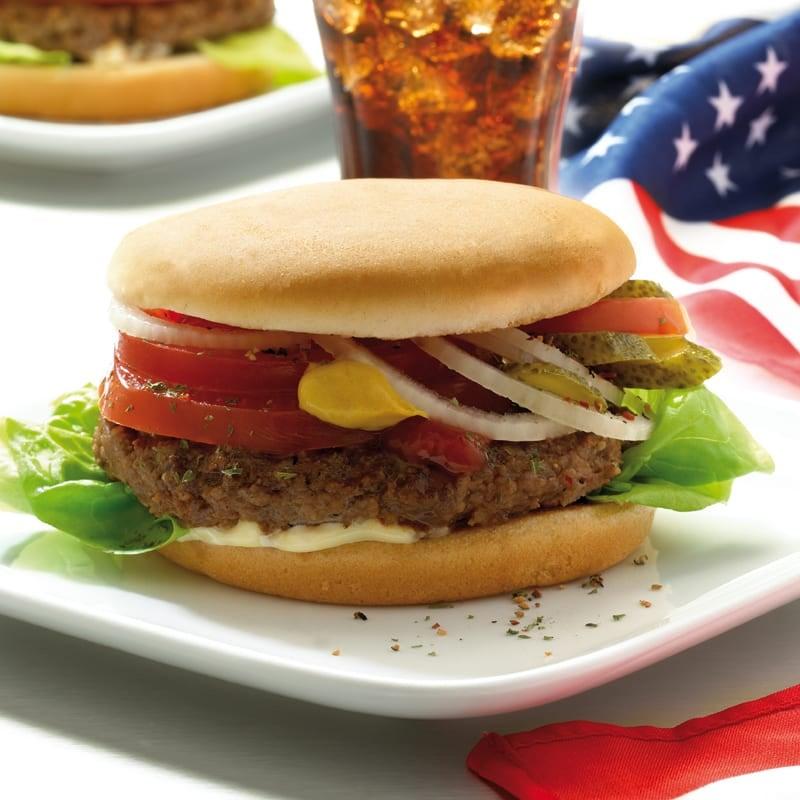 Foto American Burger von WW
