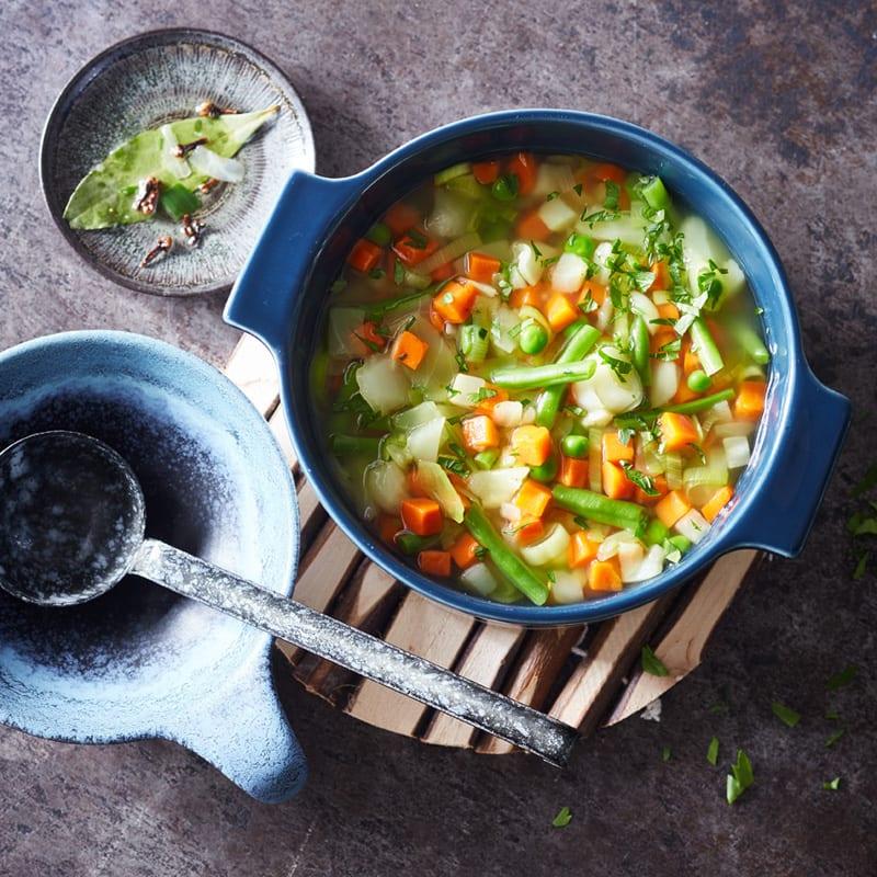 Foto Schnelle 0-Punkte-Gemüsesuppe von WW