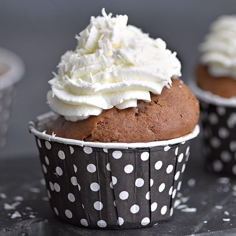 Foto Kakao-Kokos-Cupcakes von WW