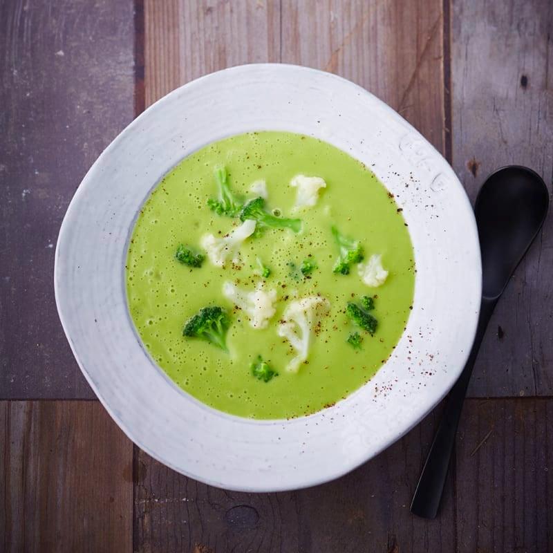 Foto 0-Punkte-Broccolisuppe von WW