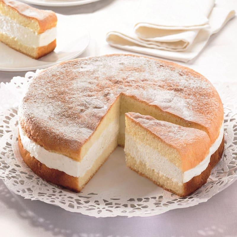 Foto Käse-Sahne-Torte von WW