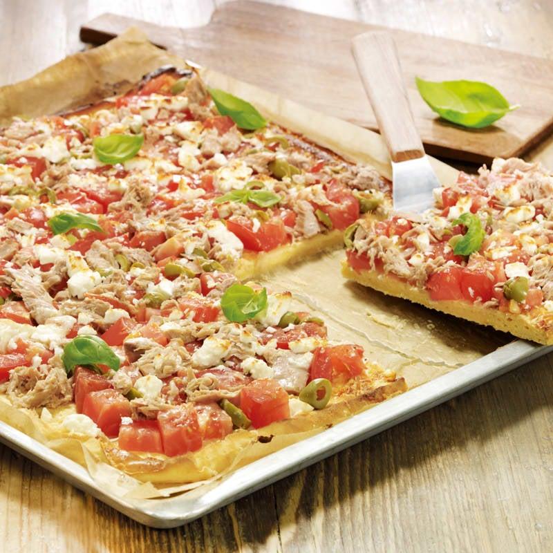Foto Tunfisch-Tomaten-Pfannkuchen von WW