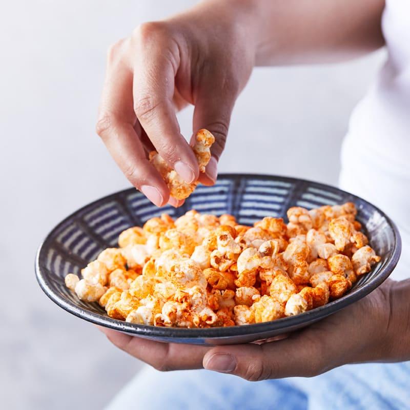 Foto Salziges Popcorn von WW