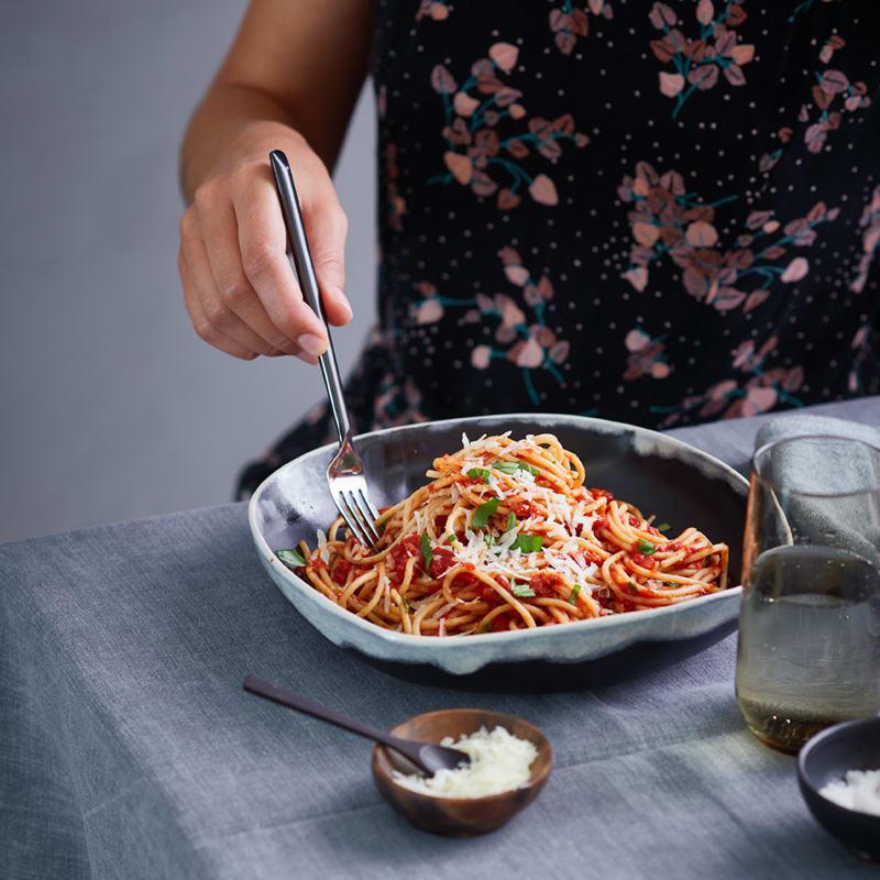Foto Spaghetti Napoli von WW