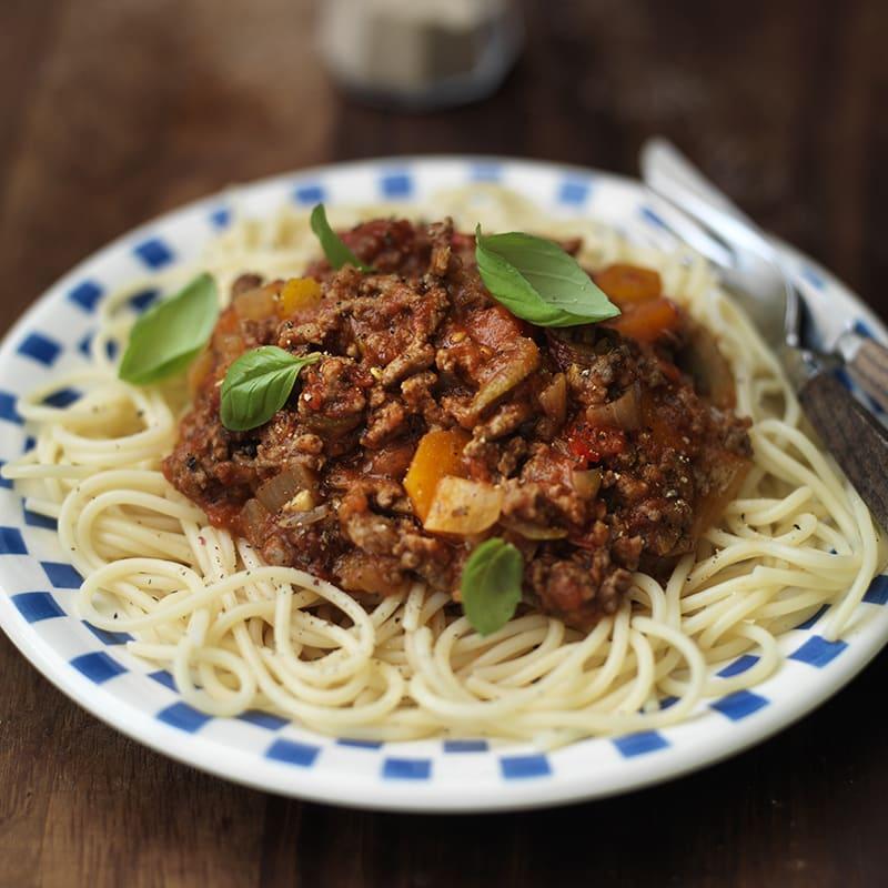 Foto Spaghetti Bolognese von WW