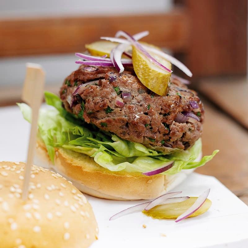 Foto Beef Burger von WW