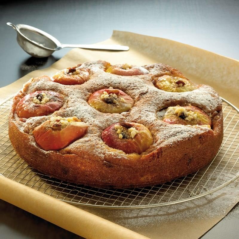 Foto Bratapfelkuchen von WW