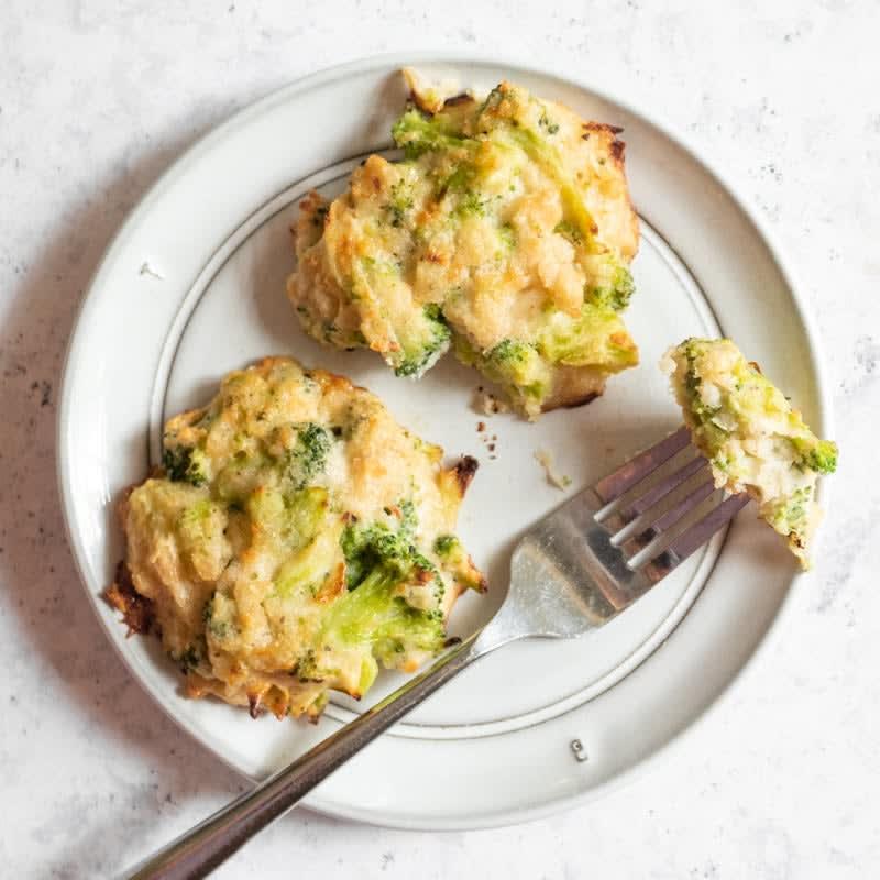 Foto Broccoli-Käse-Happen von WW