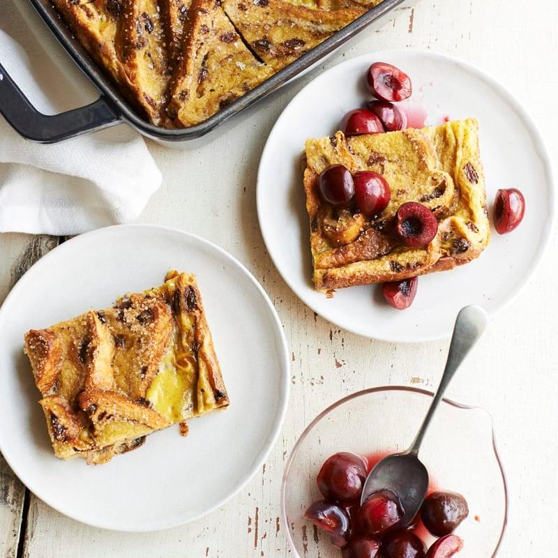 Foto French Toast mit Zimtrosinen von WW