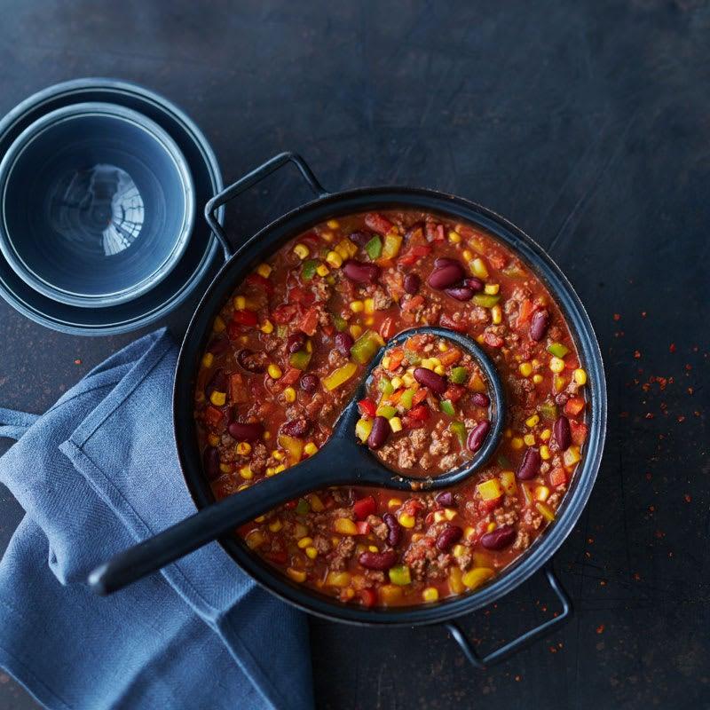 Foto Würziges Chili con Carne von WW