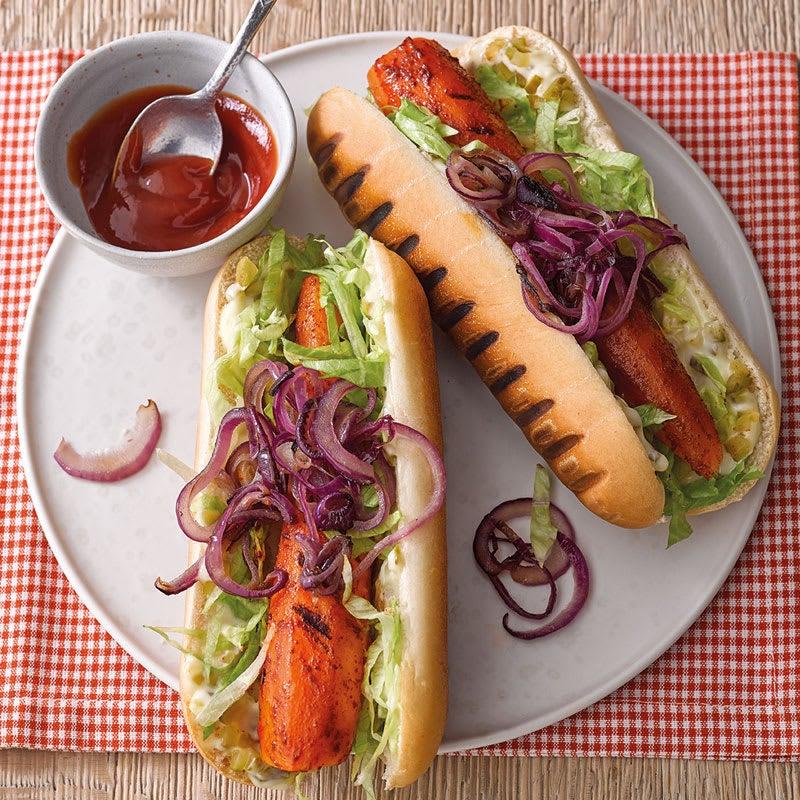 Foto Carrot Dogs von WW