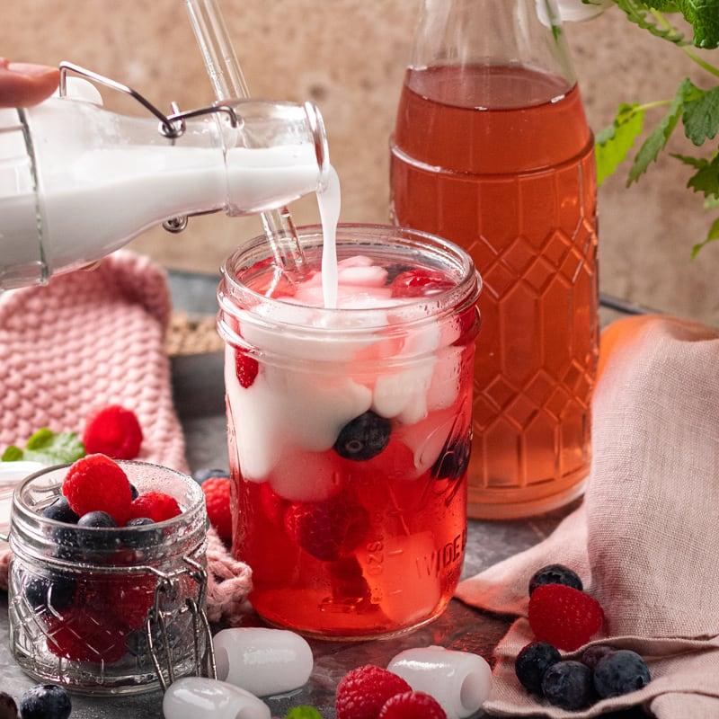 Foto Pink Drink von WW