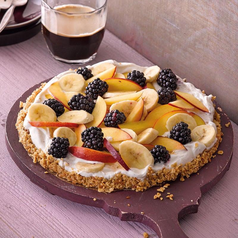 Foto Granola-Frucht-Torte von WW