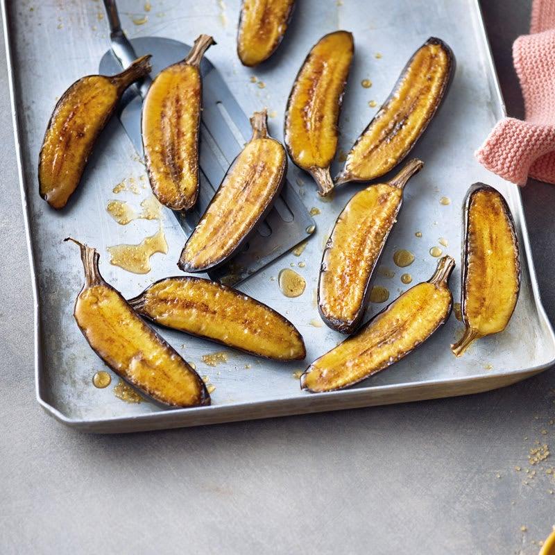 Foto Gebackene süße Kochbananen von WW