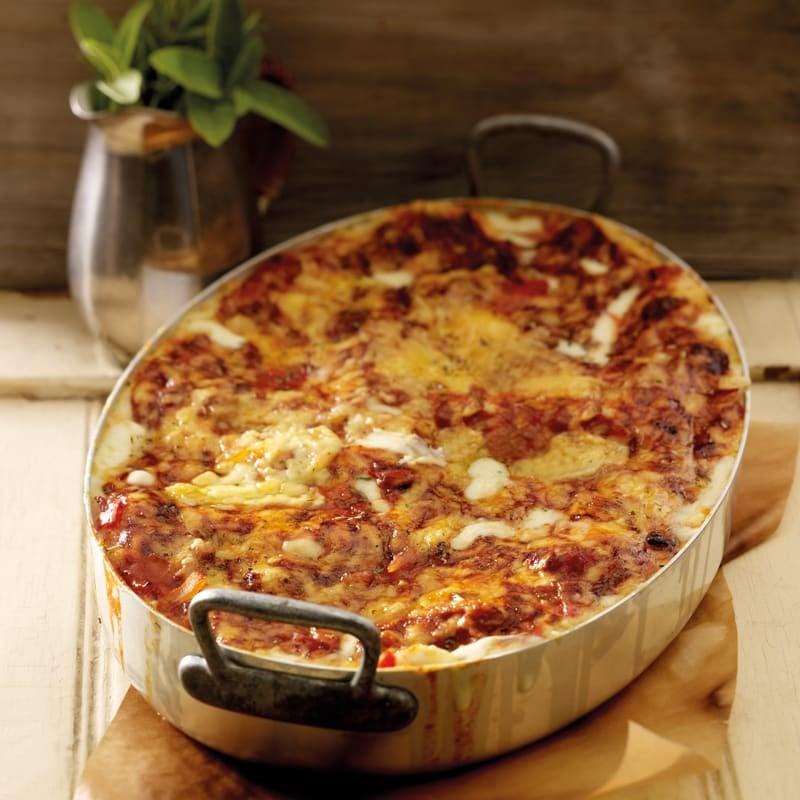Foto Lasagne al forno von WW