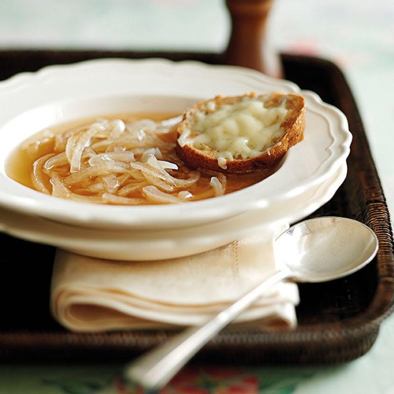 Foto Bretonische Zwiebelsuppe von WW