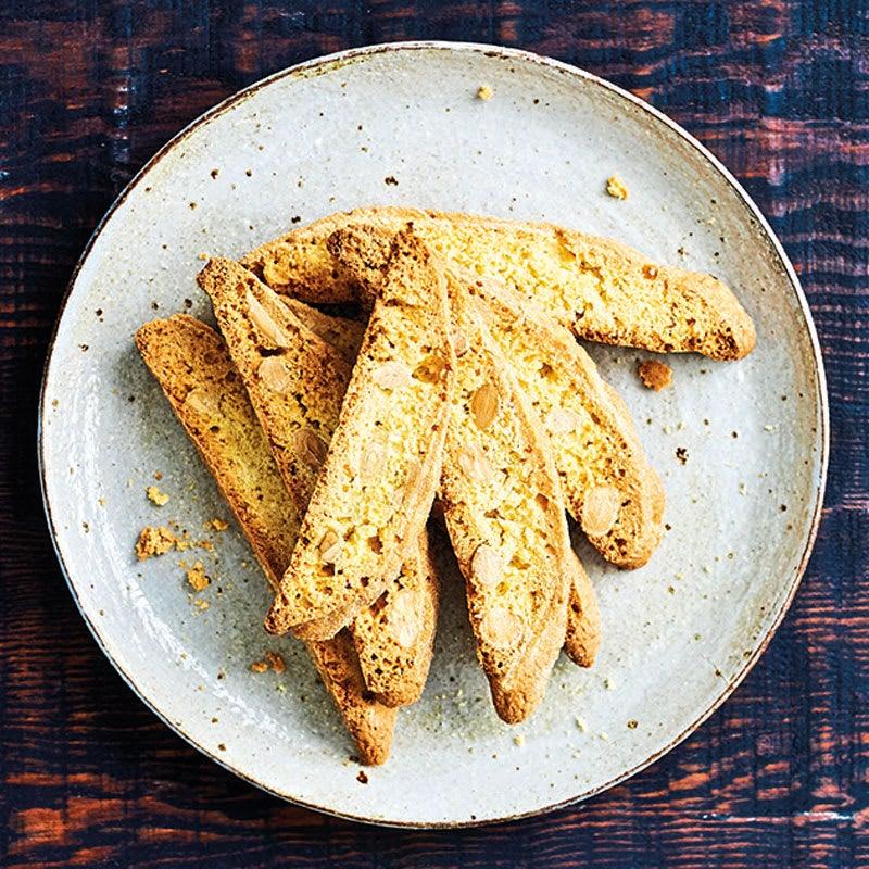 Foto Kokos-Mandel-Biscotti von WW