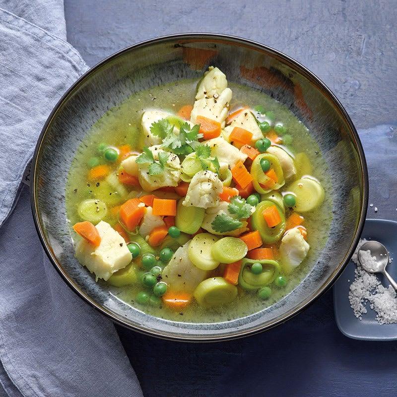 Foto Curry-Fisch-Eintopf von WW