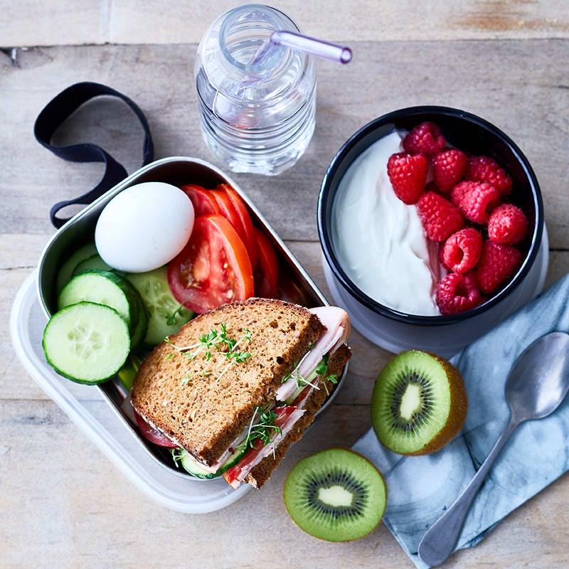 Foto Mealprep-Frühstücksbox von WW