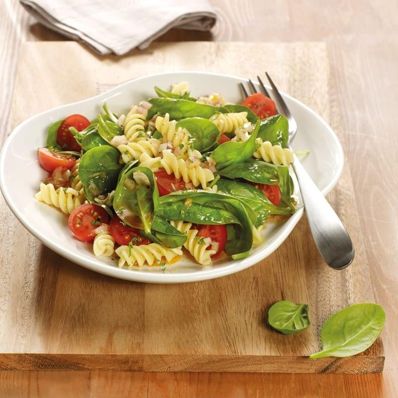 Foto Spinat-Nudel-Salat von WW