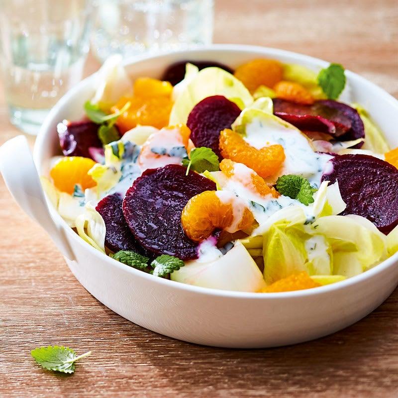 Foto Chicorée-Rote-Bete-Salat von WW
