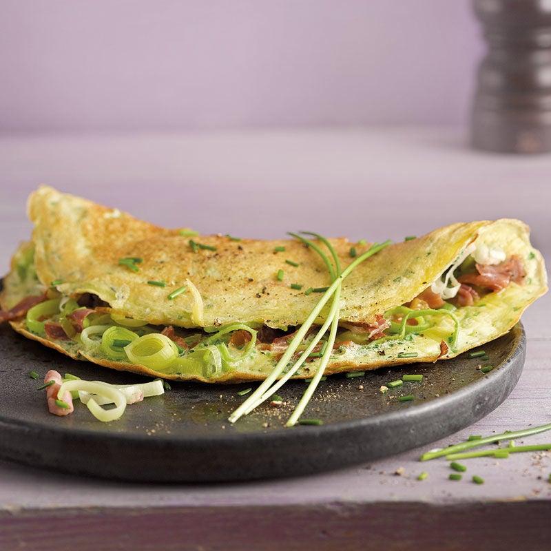 Omeletten rezept