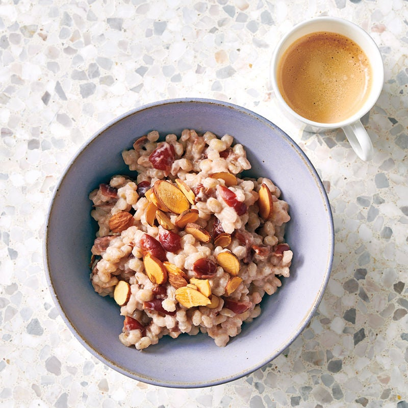 Foto Cranberry-Mandel-Porridge von WW